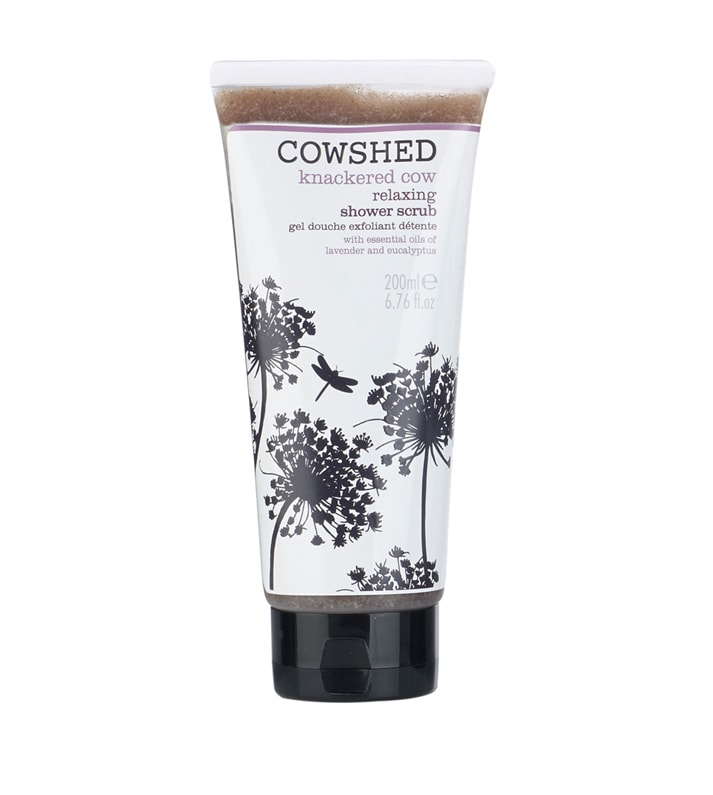 cowshed Knackered Cow Scrub