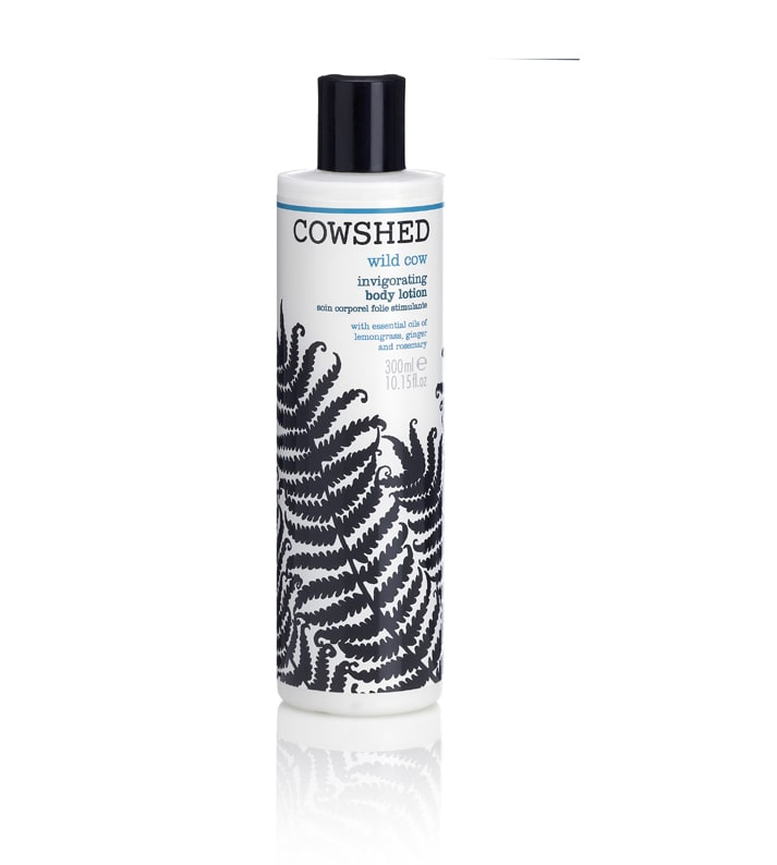 Cowshed Wild Cow belebende Bodylotion